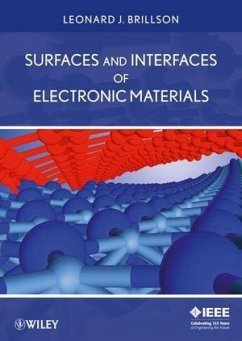 Surfaces and Interfaces of Electronic Materials (eBook, PDF) - Brillson, Leonard J.