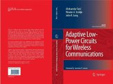 Adaptive Low-Power Circuits for Wireless Communications (eBook, PDF)