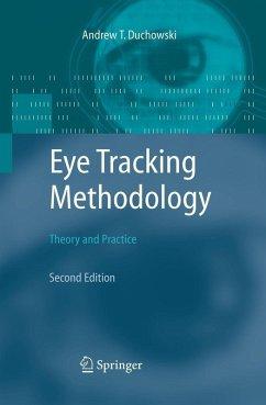 Eye Tracking Methodology (eBook, PDF) - Duchowski, Andrew