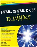 HTML, XHTML and CSS For Dummies (eBook, PDF)