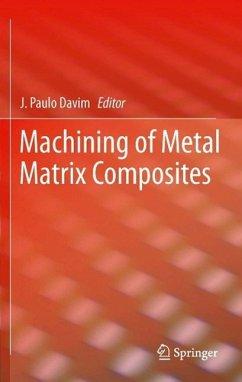 Machining of Metal Matrix Composites (eBook, PDF)