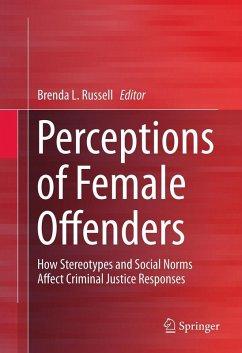 Perceptions of Female Offenders (eBook, PDF)