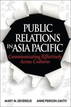 Public Relations in Asia Pacific