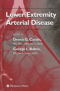 Lower Extremity Arterial Disease (eBook, PDF)