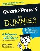 QuarkXPress 6 For Dummies (eBook, PDF)