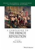 A Companion to the French Revolution (eBook, ePUB)