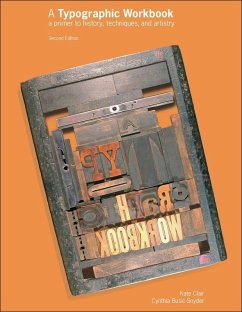A Typographic Workbook (eBook, PDF) - Clair, Kate; Busic-Snyder, Cynthia