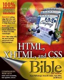 HTML, XHTML, and CSS Bible (eBook, PDF)