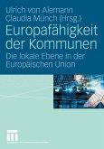 Europafähigkeit der Kommunen (eBook, PDF)