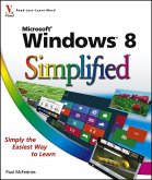 Windows 8 Simplified (eBook, PDF)