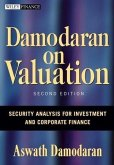 Damodaran on Valuation (eBook, ePUB)