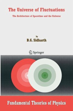 The Universe of Fluctuations (eBook, PDF) - Sidharth, B. G.