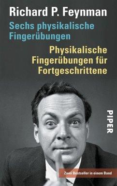 Sechs physikalische Fingerübungen - Physikalische Fingerübungen für Fortgeschrittene (eBook, ePUB) - Feynman, Richard P.