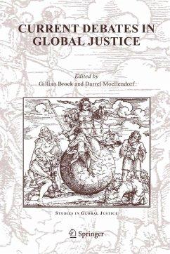 Current Debates in Global Justice (eBook, PDF)