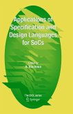 Applications of Specification and Design Languages for SoCs (eBook, PDF)