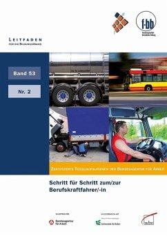 Schritt für Schritt zum/zur Berufskraftfahrer/-in (eBook, PDF)