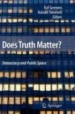 Does Truth Matter? (eBook, PDF)