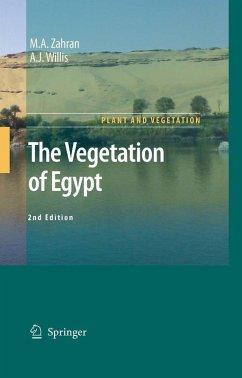 The Vegetation of Egypt (eBook, PDF) - Zahran, M. A.; Willis, A. J.