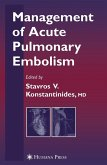 Management of Acute Pulmonary Embolism (eBook, PDF)
