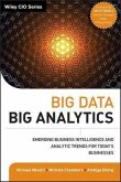 Big Data, Big Analytics (eBook, PDF)