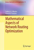 Mathematical Aspects of Network Routing Optimization (eBook, PDF)