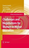 Challenges and Negotiations for Women in Higher Education (eBook, PDF)