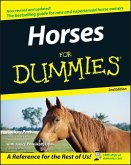Horses For Dummies (eBook, PDF)