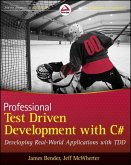 Professional Test Driven Development with C# (eBook, ePUB)