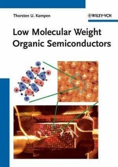 Low Molecular Weight Organic Semiconductors (eBook, PDF) - Kampen, Thorsten U.