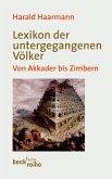 Lexikon der untergegangenen Völker (eBook, ePUB)