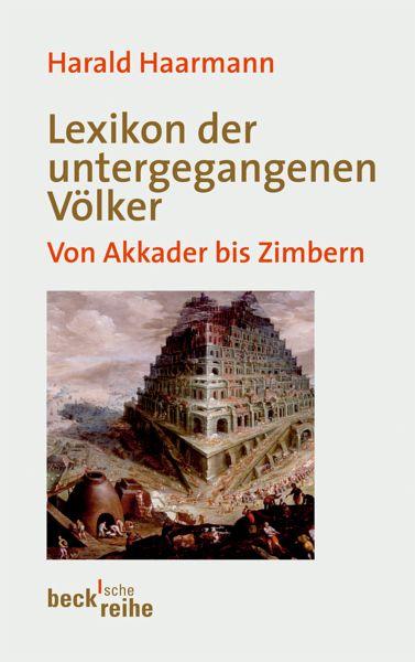 Lexikon der untergegangenen völker ebook epub von