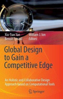 Global Design to Gain a Competitive Edge (eBook, PDF)