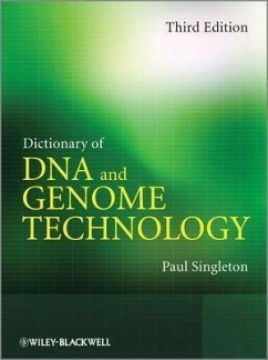 Dictionary of DNA and Genome Technology (eBook, PDF) - Singleton, Paul