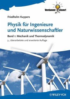 Physik für Ingenieure und Naturwissenschaftler (eBook, ePUB) - Kuypers, Friedhelm