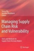 Managing Supply Chain Risk and Vulnerability (eBook, PDF)