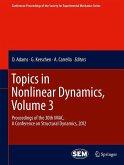 Topics in Nonlinear Dynamics, Volume 3 (eBook, PDF)