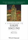 A Companion to Europe Since 1945 (eBook, PDF)