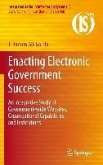 Enacting Electronic Government Success (eBook, PDF)
