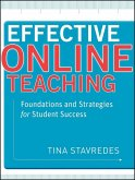Effective Online Teaching (eBook, ePUB)