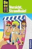 Vorsicht, Strandhaie! / Die drei Ausrufezeichen Bd.8 (eBook, ePUB)
