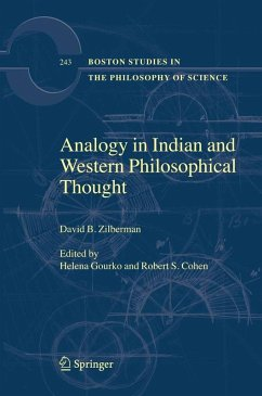 Analogy in Indian and Western Philosophical Thought (eBook, PDF) - Zilberman, David B.
