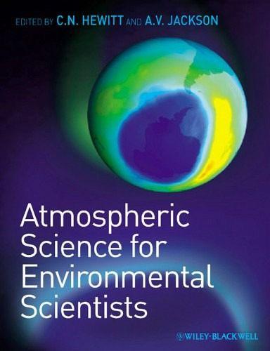 Atmospheric Science For Environmental Scientists Ebook Pdf Von C
