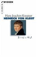 Heinrich von Kleist (eBook, ePUB) - Kreutzer, Hans Joachim