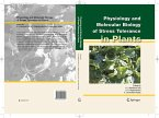 Physiology and Molecular Biology of Stress Tolerance in Plants (eBook, PDF)