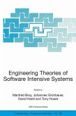 Engineering Theories of Software Intensive Systems (eBook, PDF)