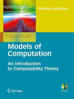 Models of Computation (eBook, PDF) - Fernandez, Maribel