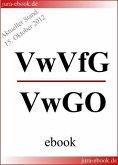 VwVfG und VwGO (eBook, ePUB)