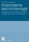 Postmoderne Nachrichtenlogik (eBook, PDF)