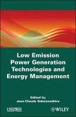Low Emission Power Generation Technologies and Energy Management (eBook, ePUB)