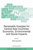 Renewable Energies for Central Asia Countries: Economic, Environmental and Social Impacts (eBook, PDF)